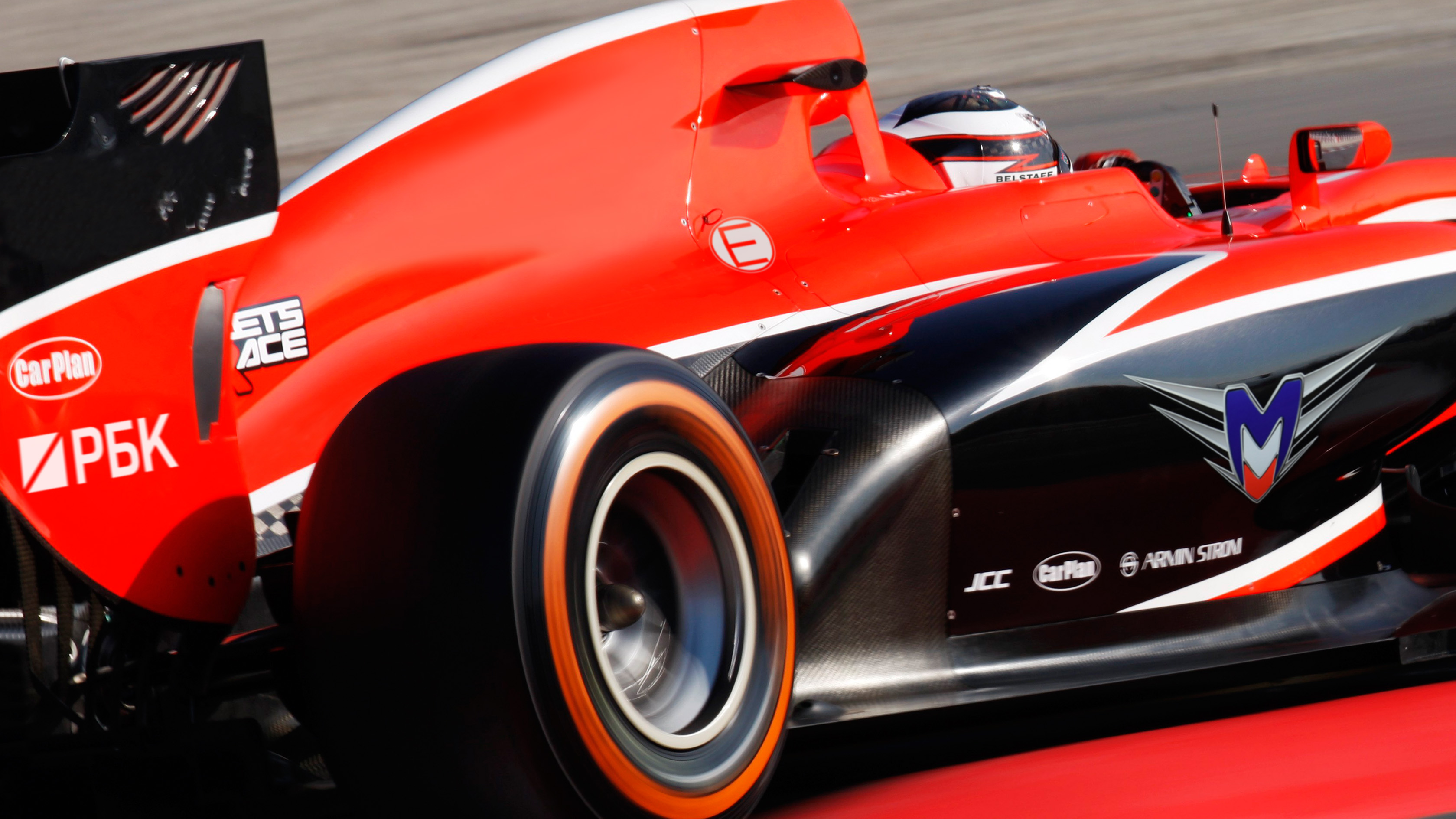 Haas buys Marussia!