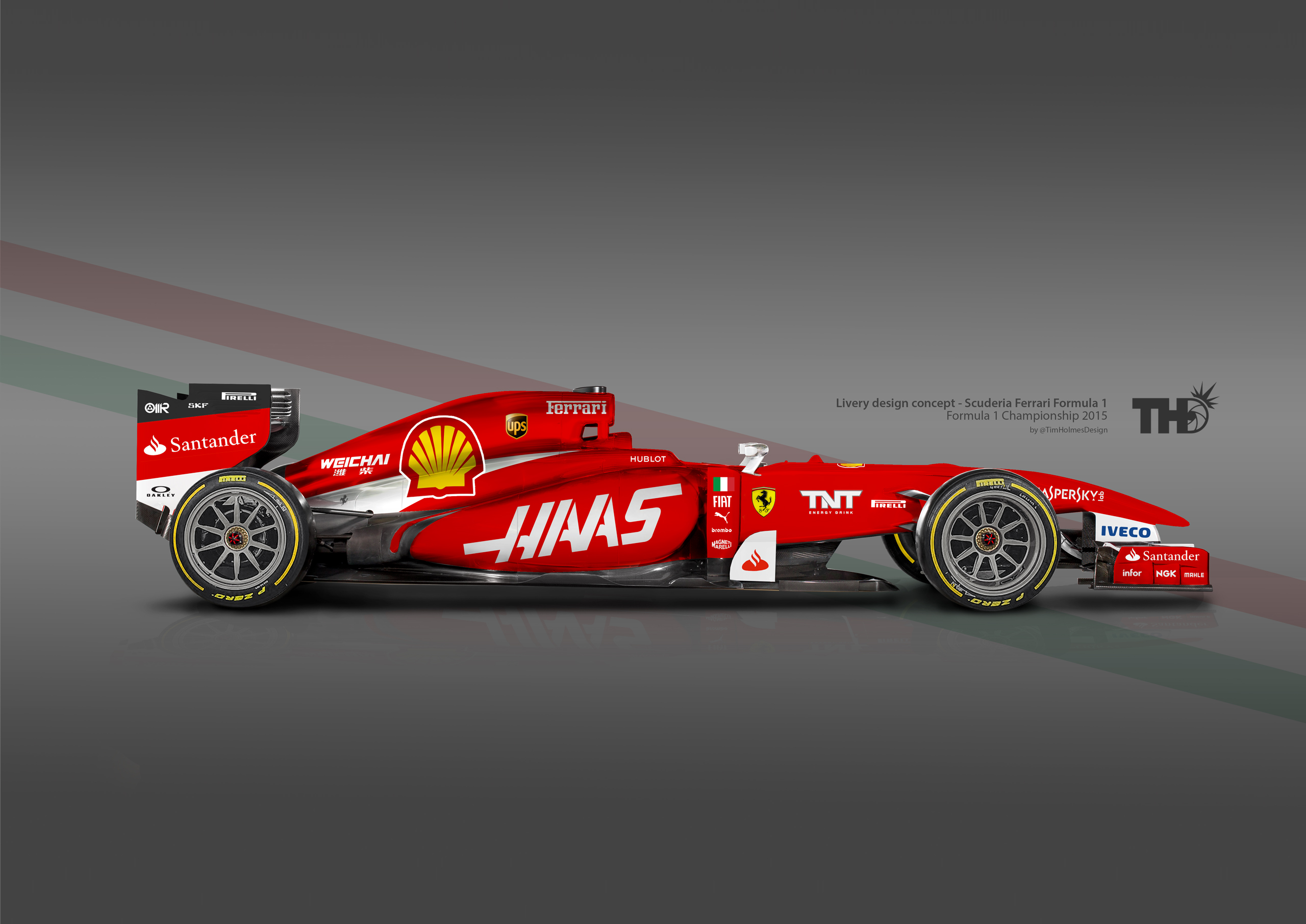 Ferrari 666 on the web at the end of January
