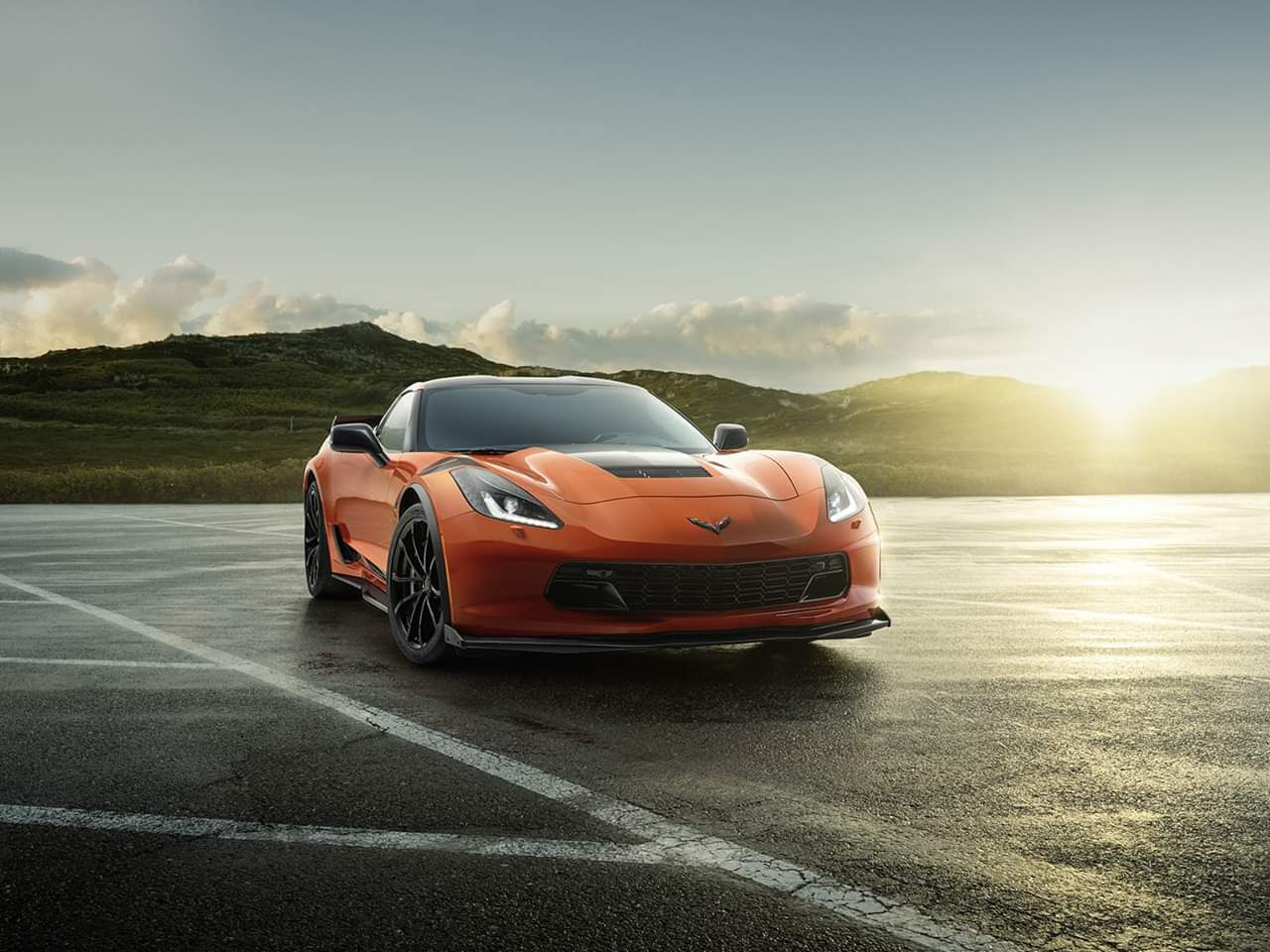 Canto del cigno per la Corvette C7. Ecco la Grand Sport Final Edition