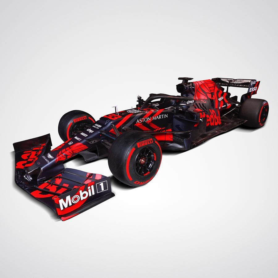Red Bull RB15, eccola! [photogallery]