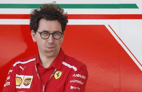 "Binotto: ""important for leclerc starting with the Medium"""