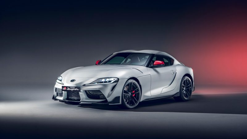 Toyota GR Supra, arriva l'entry level a 4 cilindri